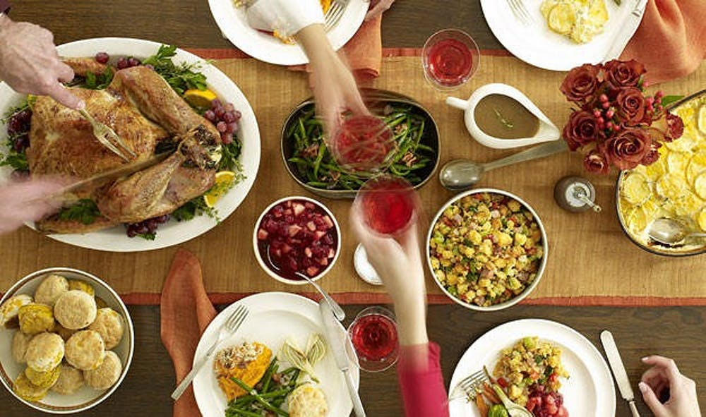 Going home for Thanksgiving is more than just a time to eat turkey. | Photo via Creative Commons