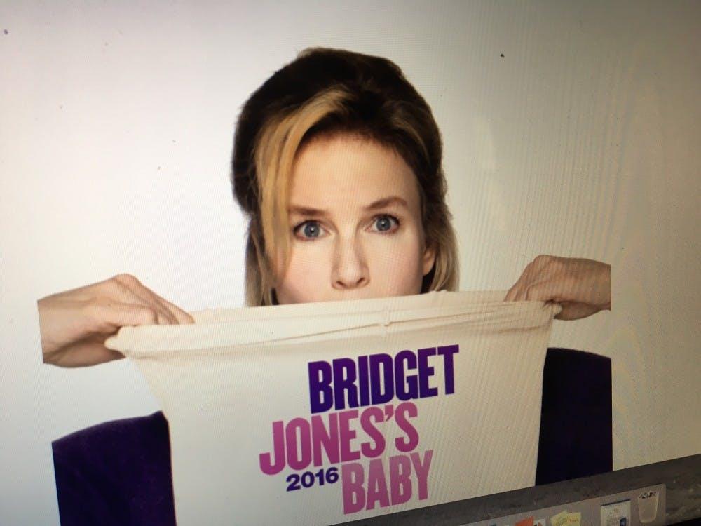 """""""Bridget Jones's Baby"""" is the third and final movie in the """"Bridget Jones"""" franchise."""