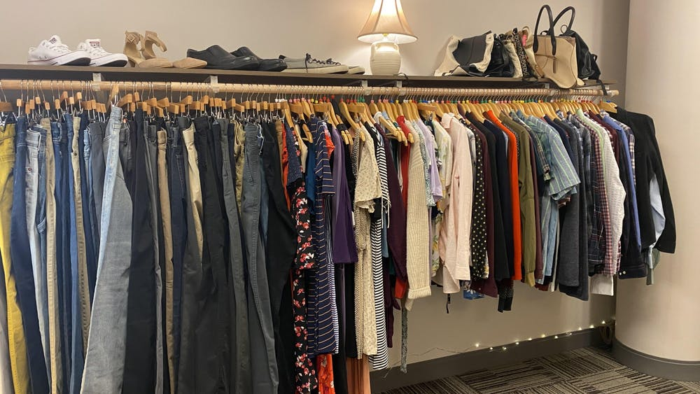 The CSDI's new Open Door Clothes Closet provides free clothing, shoes, accessories and more for transgender and gender diverse students.