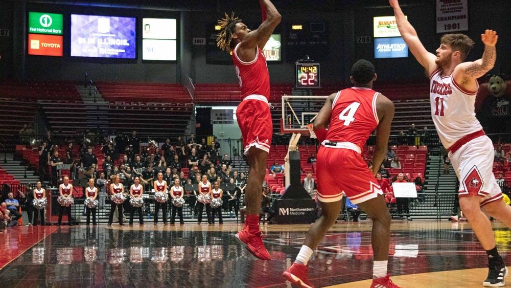Dalonte Brown struggled through injuries for much of the 2019-2020 season.