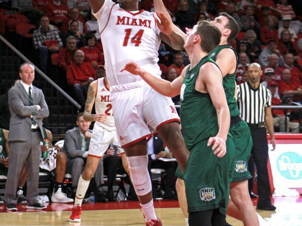 Matt Heckert - The Miami Student