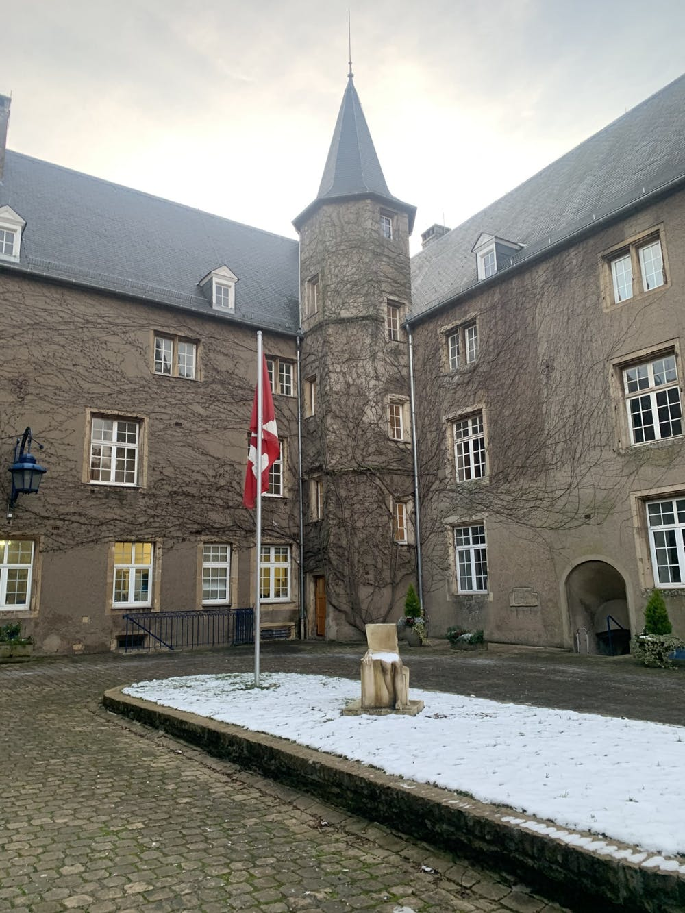 <p>Miami students are still enjoying their study abroad experience in Luxembourg, though it&#x27;s looked a bit different than they expected.</p>