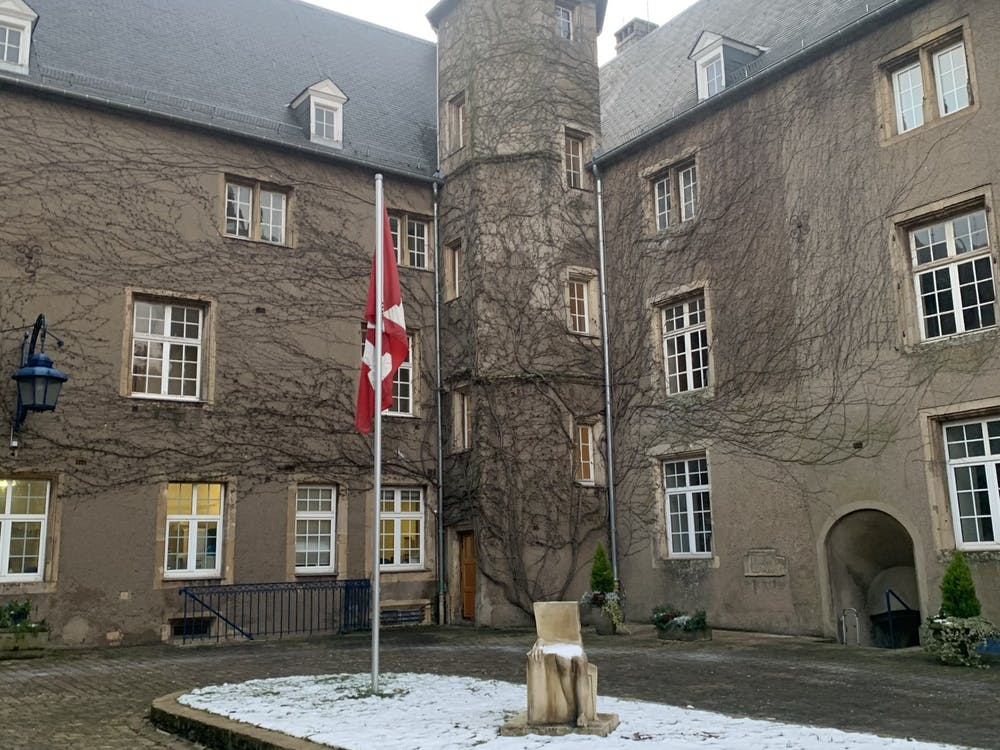 Miami students are still enjoying their study abroad experience in Luxembourg, though it's looked a bit different than they expected.