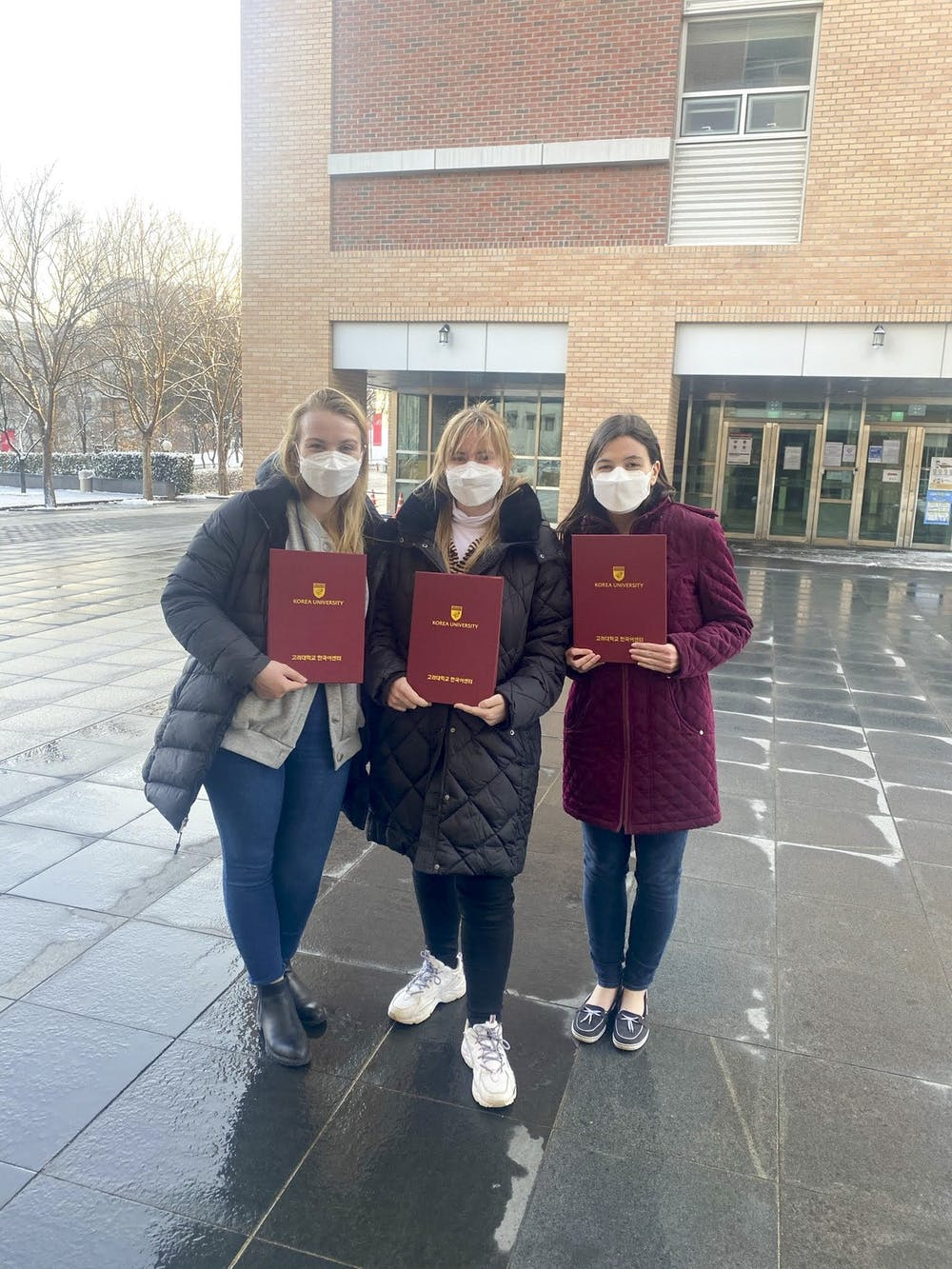 <p>Three of Miami&#x27;s Fulbright scholars traveled to Asia for their placements in January. </p>