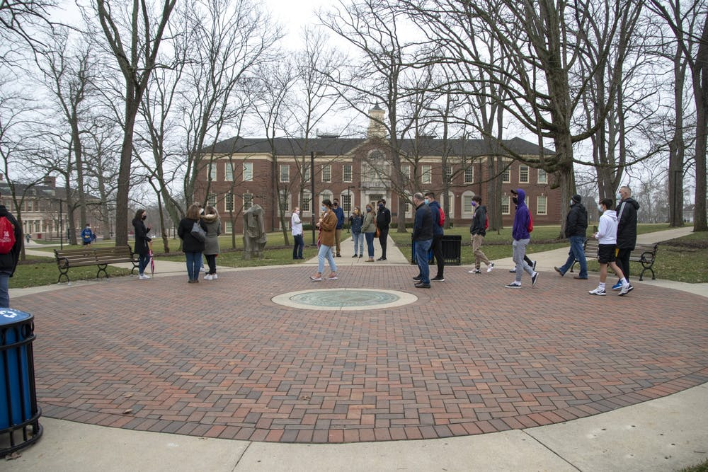 <p>The Class of 2025 is set to step foot on the campus this fall. For some, this will be the first time they will see the campus in person.</p>