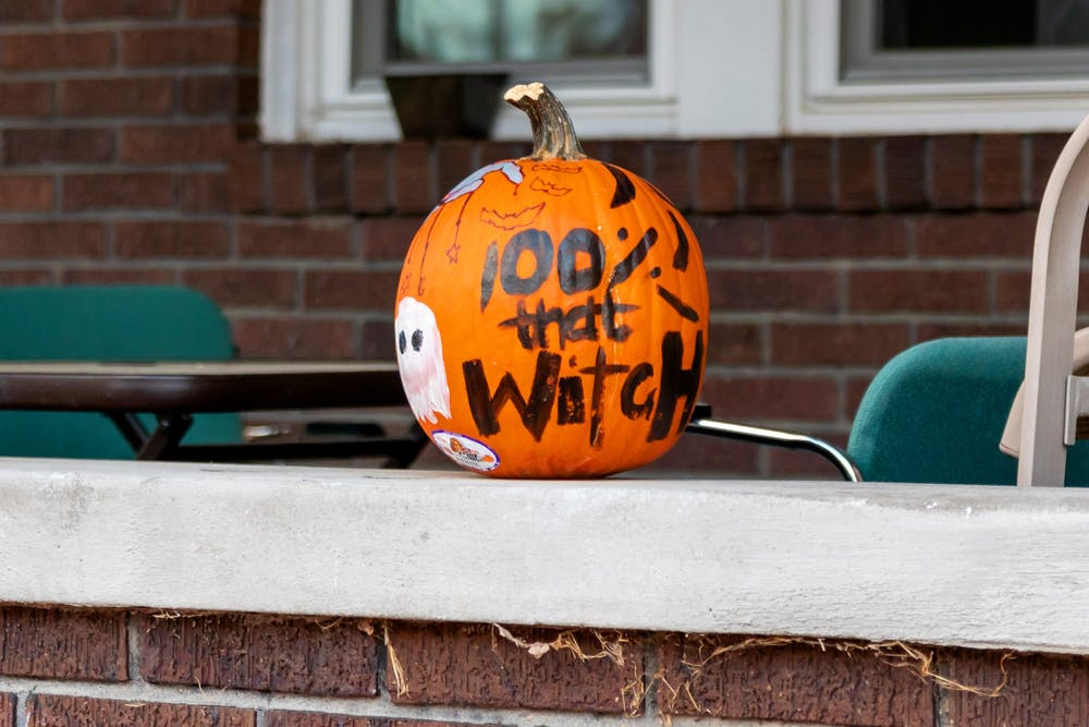 <p>Halloween traditions are changing this year to stay in accordacne with COVID-19 guidelines. </p>