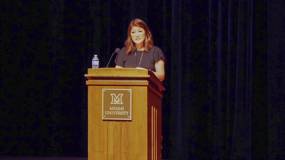 Juju Chang gave a talk about her coverage in anti-Asian violence with ABC News.