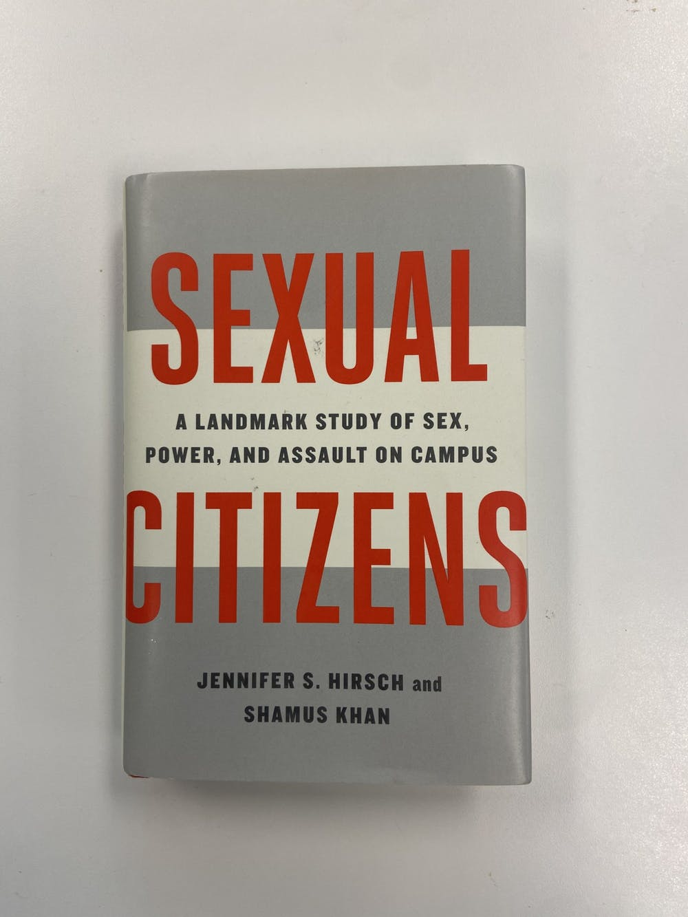 Hirsch and Khan cover three concepts in the book: sexual projects, sexual geographies and sexual citizenship and how they relate to college students.