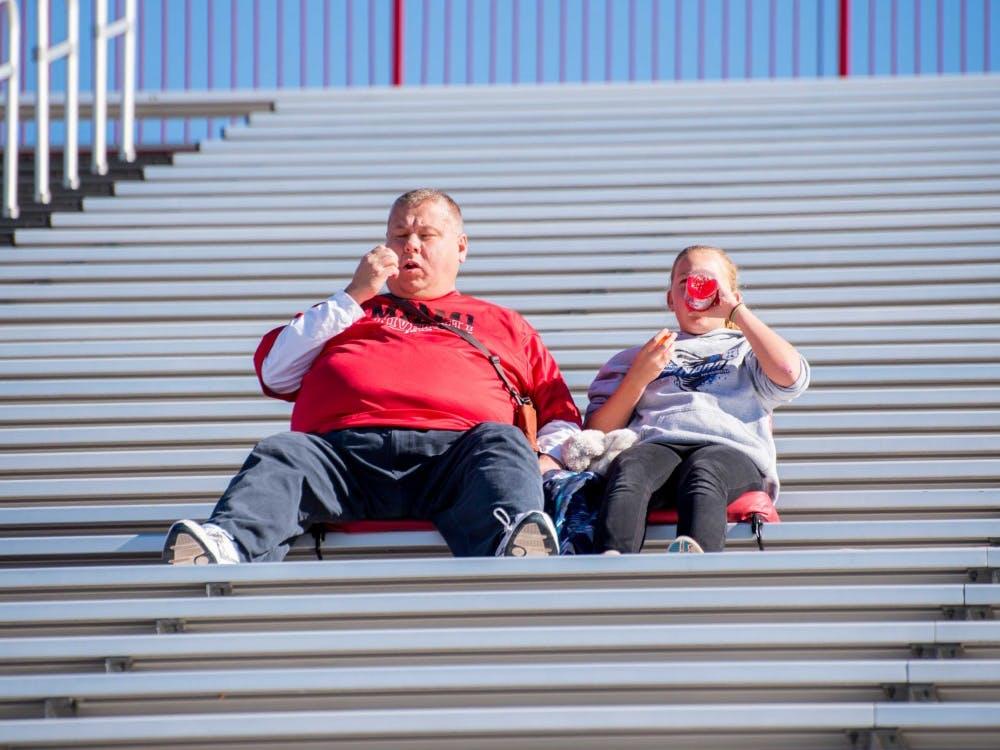 D5116 Football vs Akron