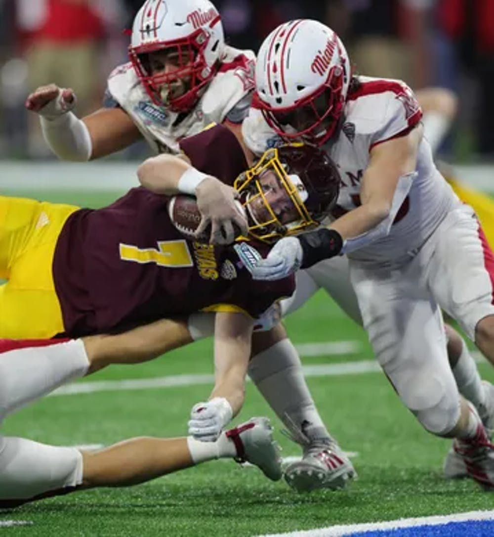 <p>Miami squares off against Central Michigan at home this Saturday to begin its conference slate.</p>