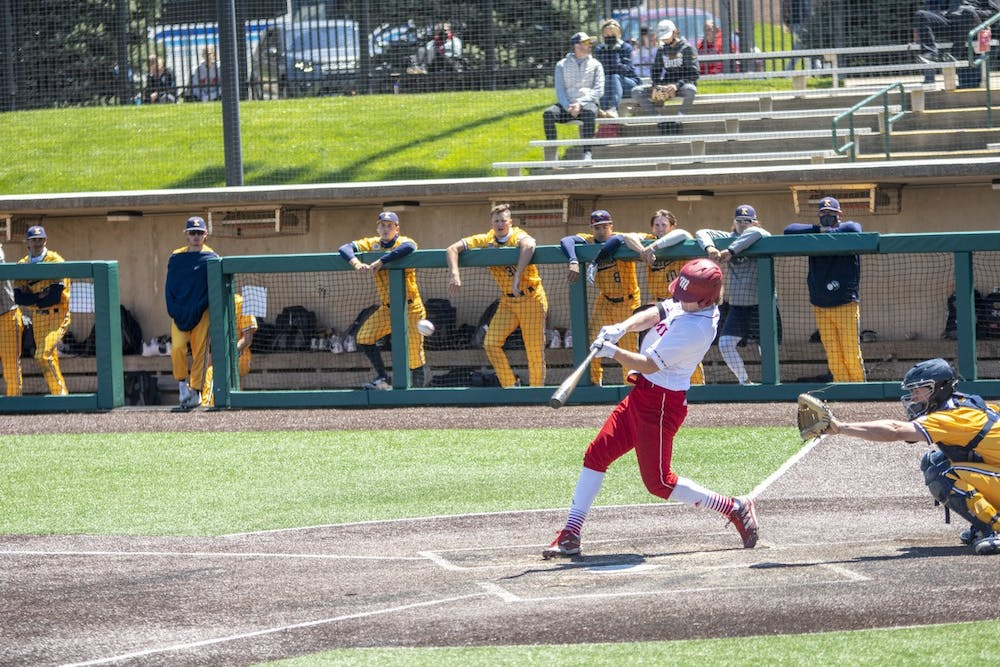 <p>Miami couldn&#x27;t get the bats going against Kent State last weekend.</p>