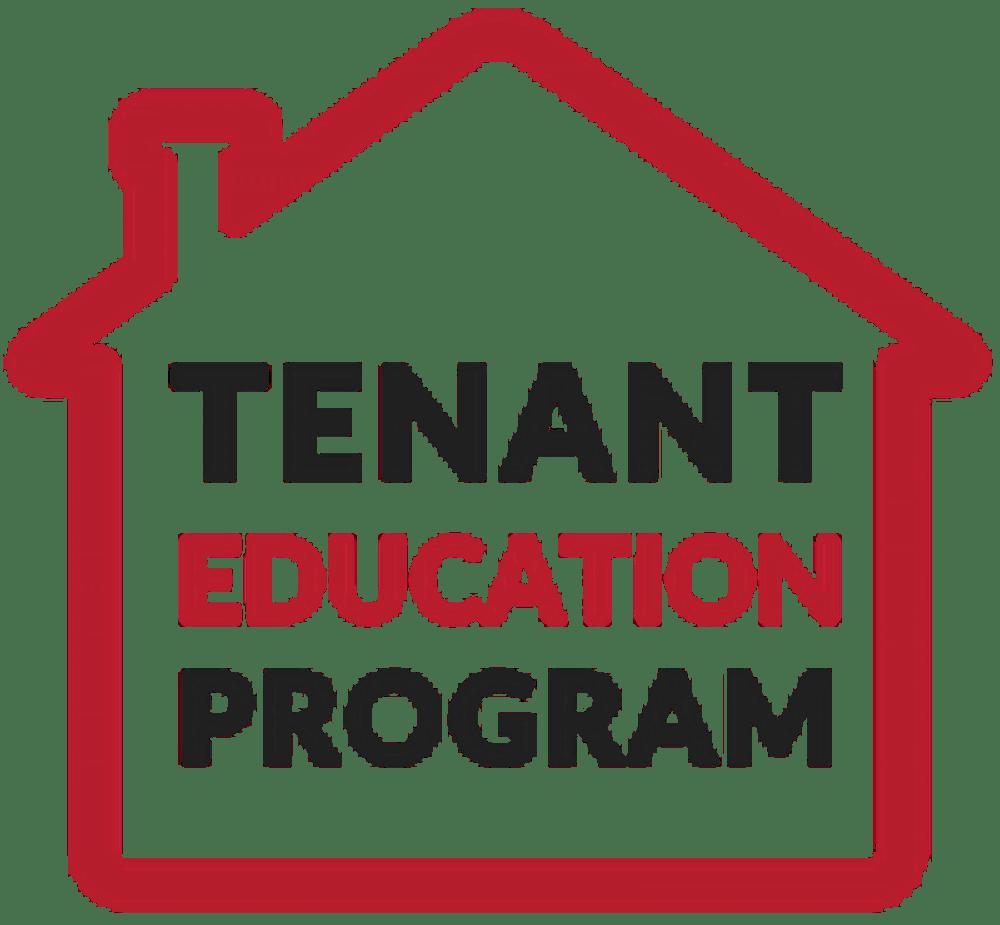 Tenant Education Program logo.