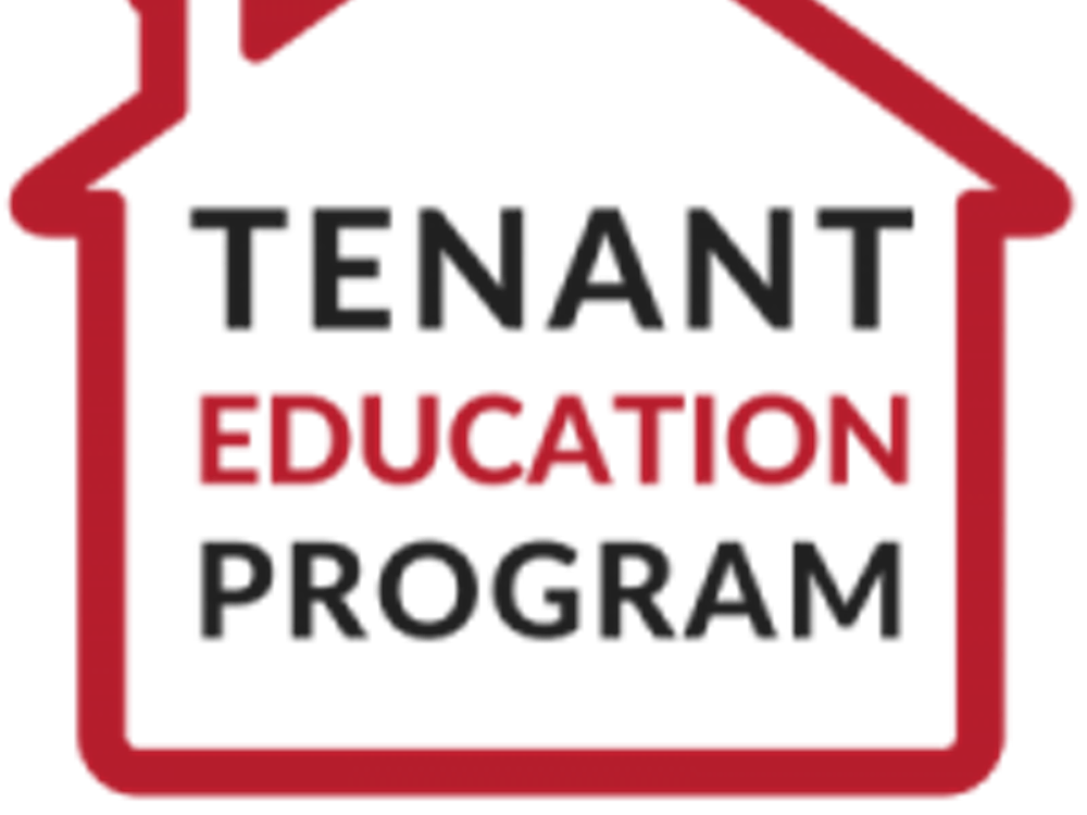 Tenant Education Program logo.