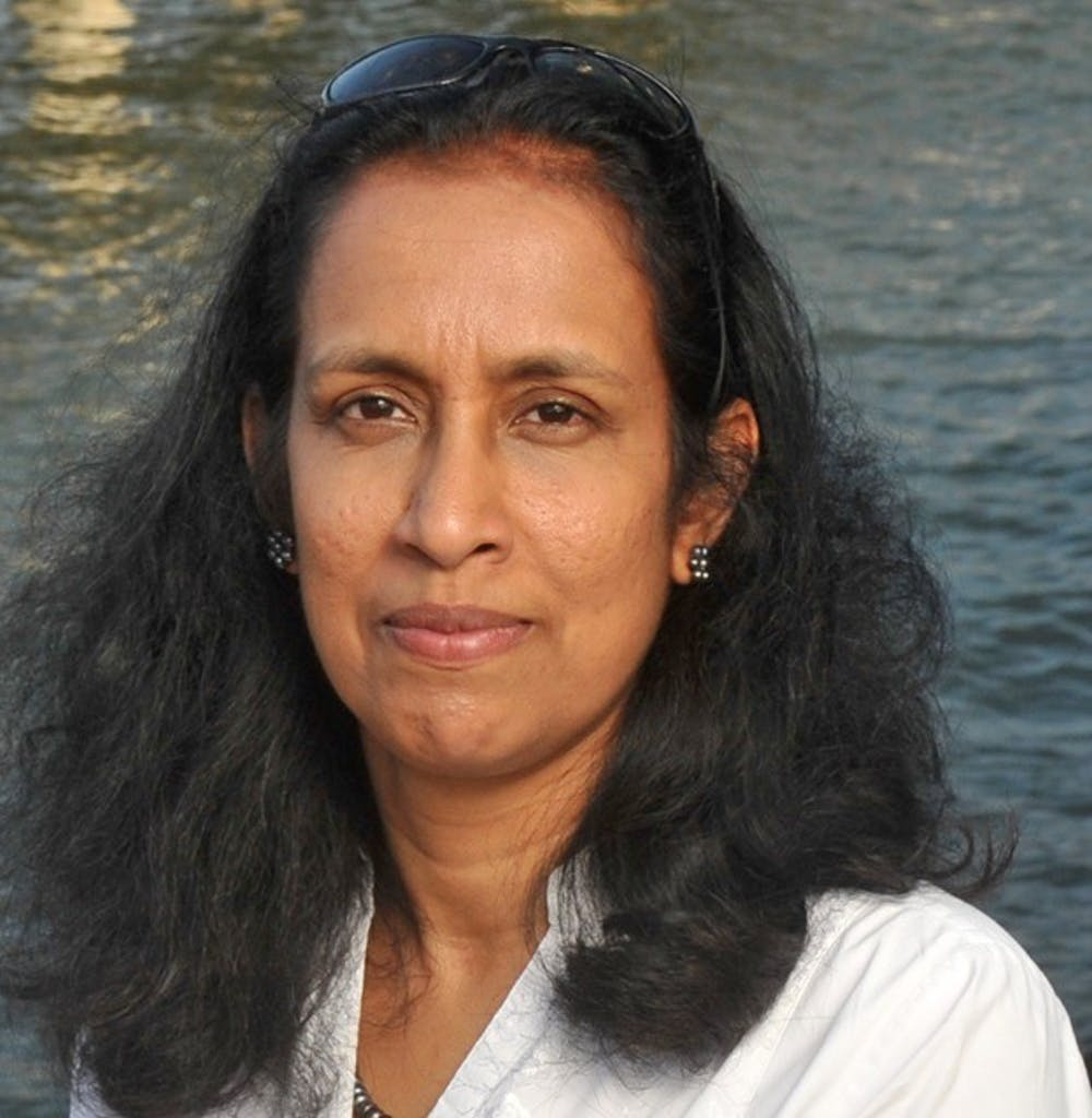<p>Beena Sukumaran, who was recently appointed as dean of the College of Engineering and Computing, said she hopes to increase diversity in the college. </p>