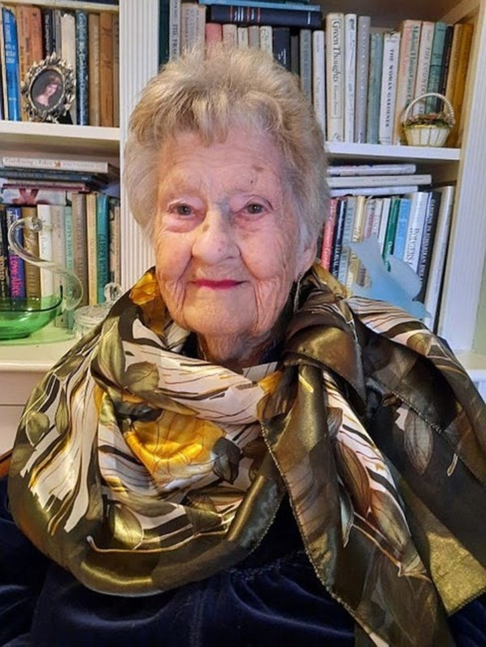 <p>Mary Harrison, local resident and avid gardener, was able to see her plant farm bloom for the 45th year before she died.</p>
