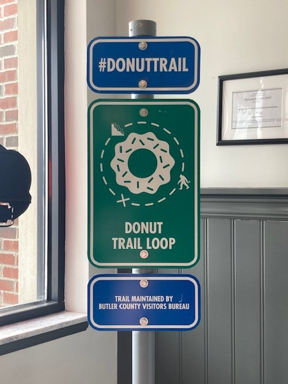<p>The Butler County Donut Trail allows participants to sample a variety of local donut shops.</p>