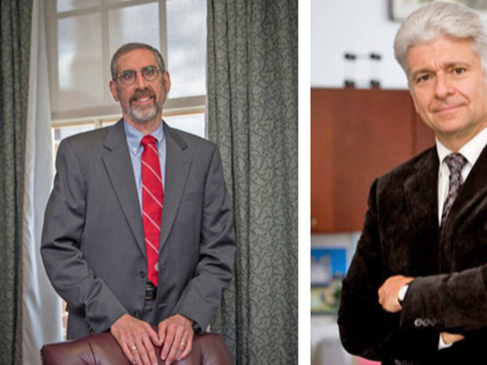 Marek Dollar, Dean of the College of Engineering and Computing (CEC) and Marc Rubin, Dean of the Farmer School of Business, will be stepping down from their positions at the end of this school year.