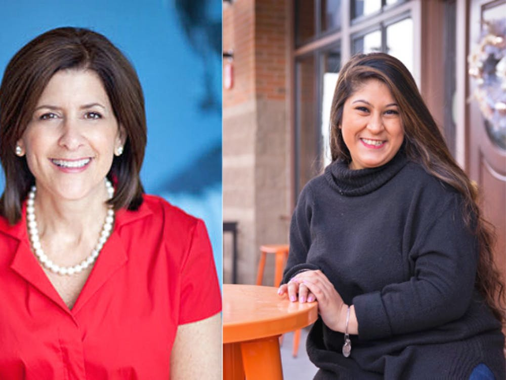 Deborah Feldman (left) and Amitoj Kaur (right) were appointed to Miami's Board of Trustees.