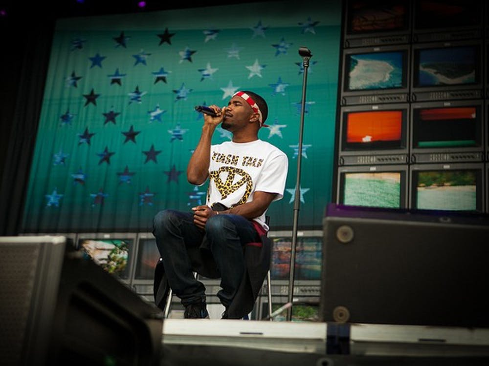 """Frank Ocean's sophomore album exceeds expectations after his wildly popular debut album """"channel ORANGE"""" 
