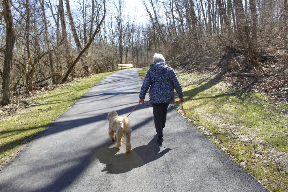 <p>Oxford city officials hope to have the Oxford Area Trail Network completed by 2028. </p>