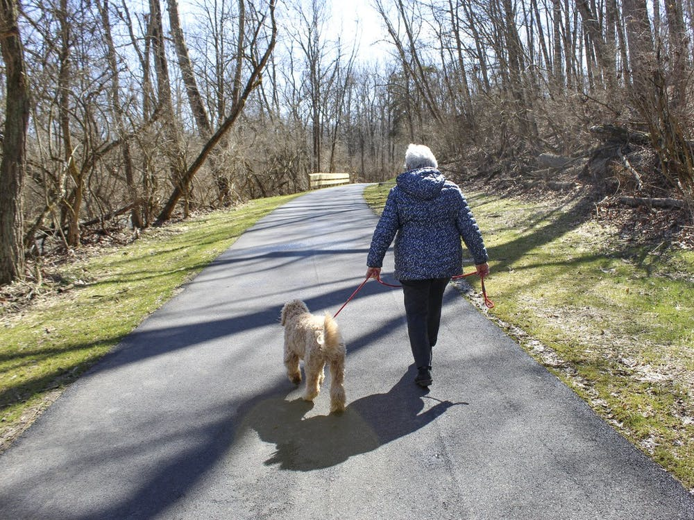 Oxford city officials hope to have the Oxford Area Trail Network completed by 2028.