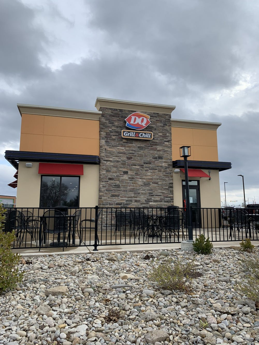 <p>The Oxford Dairy Queen is set to open this summer, modeled after the new-generation style, like the Liberty Township location (pictured above).</p>