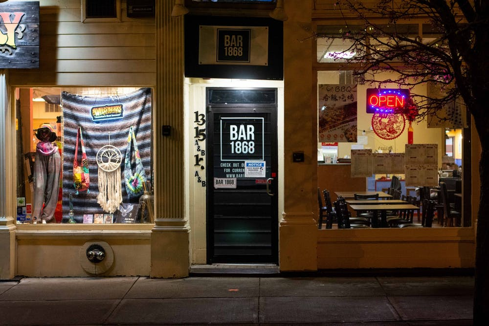 <p>Bar 1868 may be underground, but to the dedicated staff, the establishment is larger than life.</p>