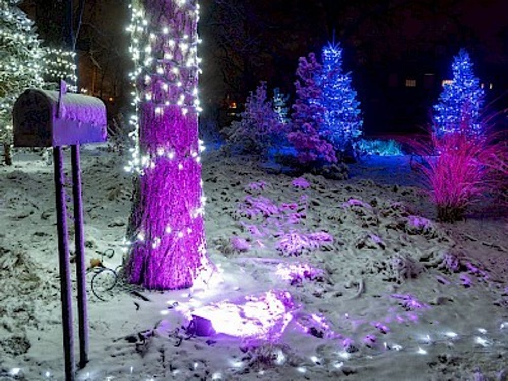 Oxford's lights are one of the holiday traditions we will be able to count on this season,