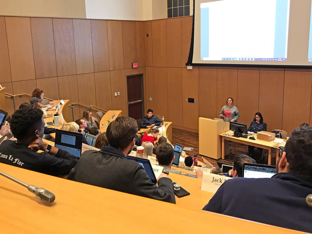Over its last two senate meetings, ASG has passed three measures to address sexual assault.