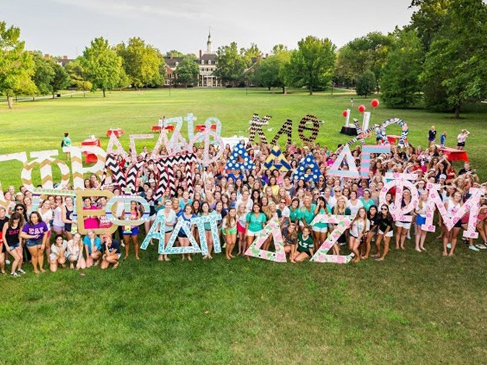 As the pandemic surges on, Greek Life recruitment has been pushed to an all-virtual platform.