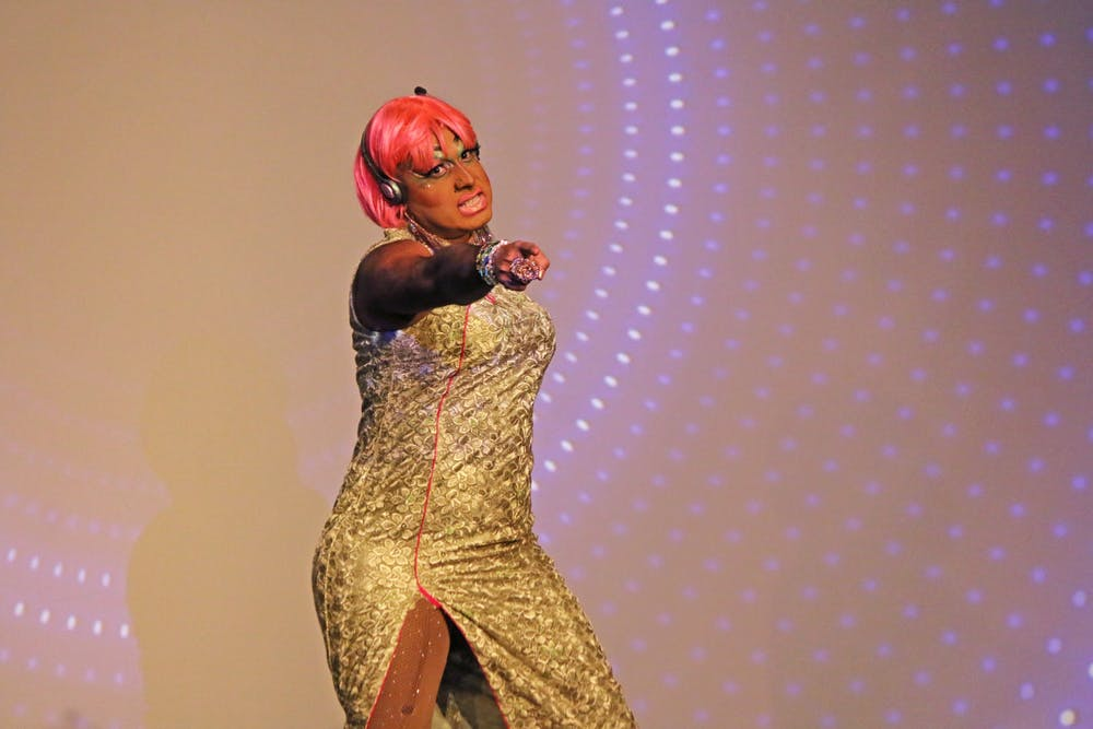 <p>Mixing lip-syncs with lecturing, Vagistan educated, entertained and encouraged. </p>