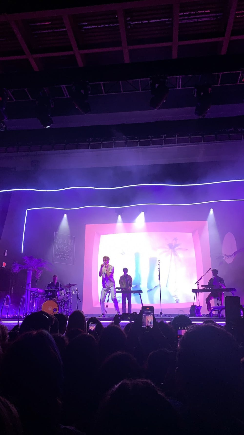 <p>Glass Animals is currently on tour in support of their third album &quot;Dreamland&quot; which released in August 2020.</p>