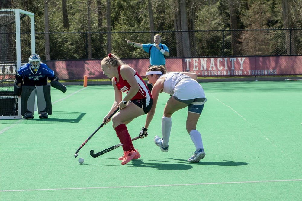 <p>Miami remains undefeated in the MAC with a 6-0 conference record</p>
