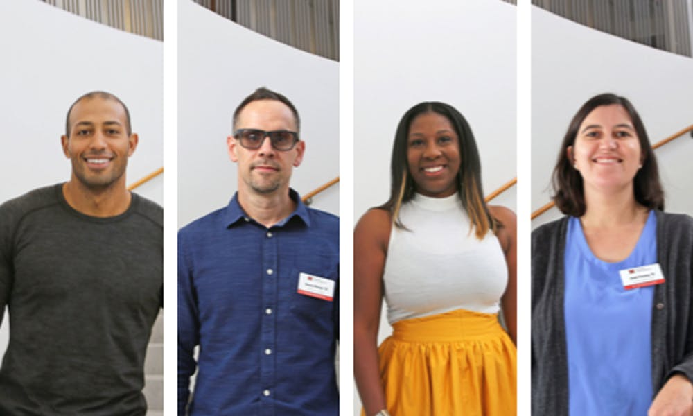 <p>The Miami Student sat down with four honorees of the 18 of the Last 9 program to talk about Miami&#x27;s impact on their life and careers. </p>