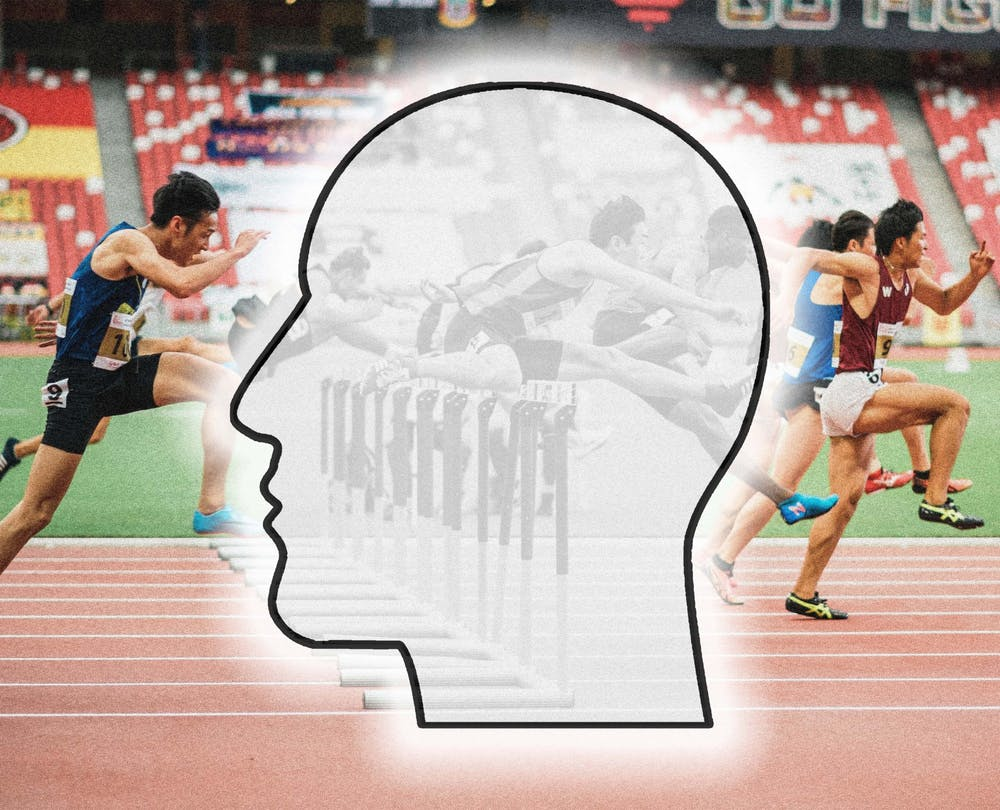 <p>Mental Health is vitally important to athletes.</p>
