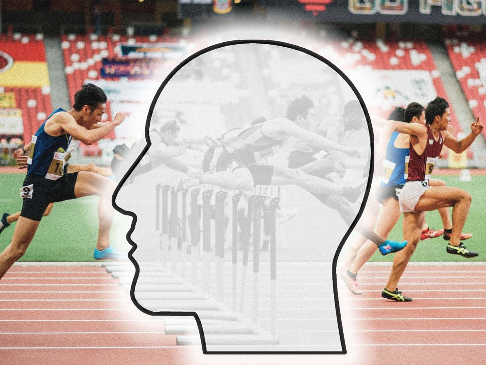 Mental Health is vitally important to athletes.