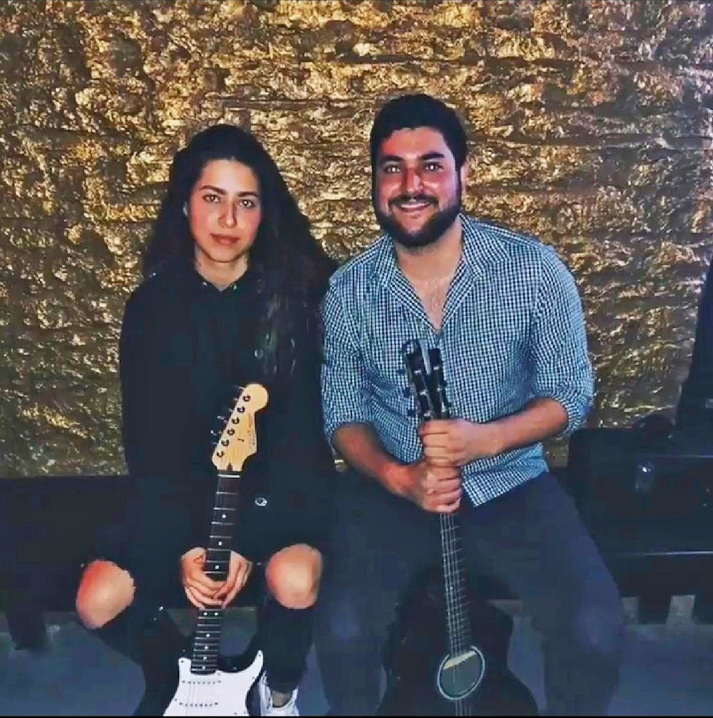 <p>This Miami duo brings a mix of musical stylings to the basement stage of 1868.</p>