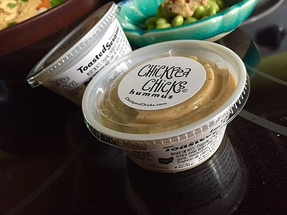 Chickpea Chicks' hummus is an Oxford favorite. | Photo via chickpeachicks.com