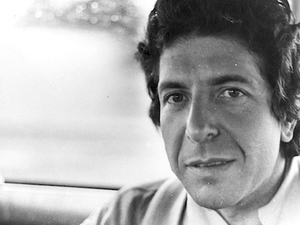 Leonard Cohen passed away in November, leaving behind a legacy of moving, soulful music. | Photo via Creative Commons