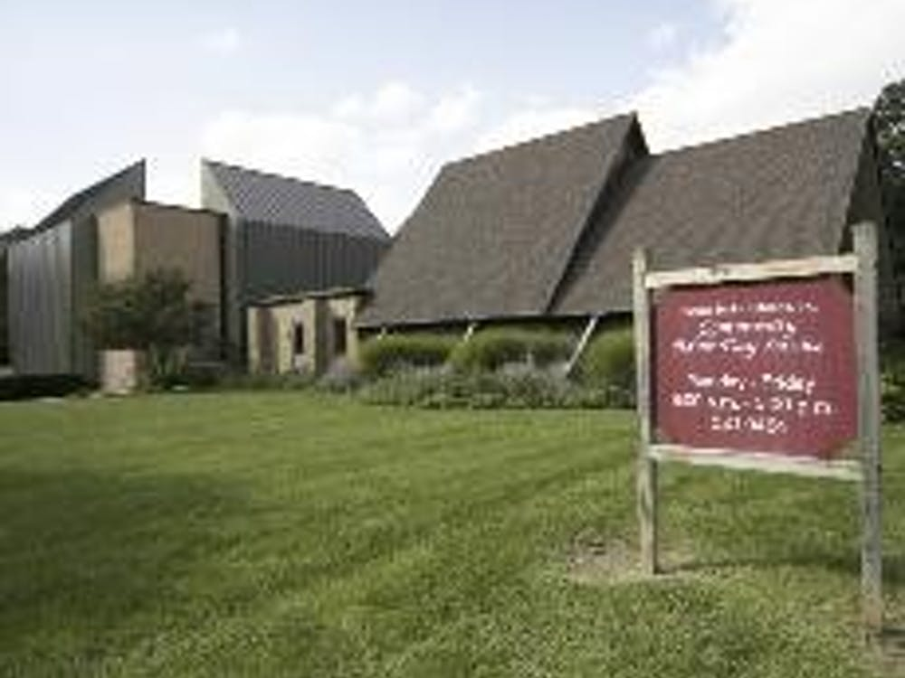 The Faith Lutheran Church hosts Community Adult Day Service, where Oxford's older residents can participate in a variety of activities.