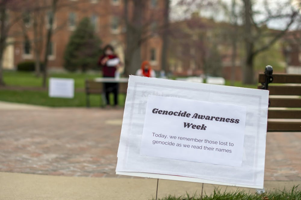 <p>Hillel, the Sikh Student Association and Armenians for Human Rights to host the first Genocide Awareness Week.</p>