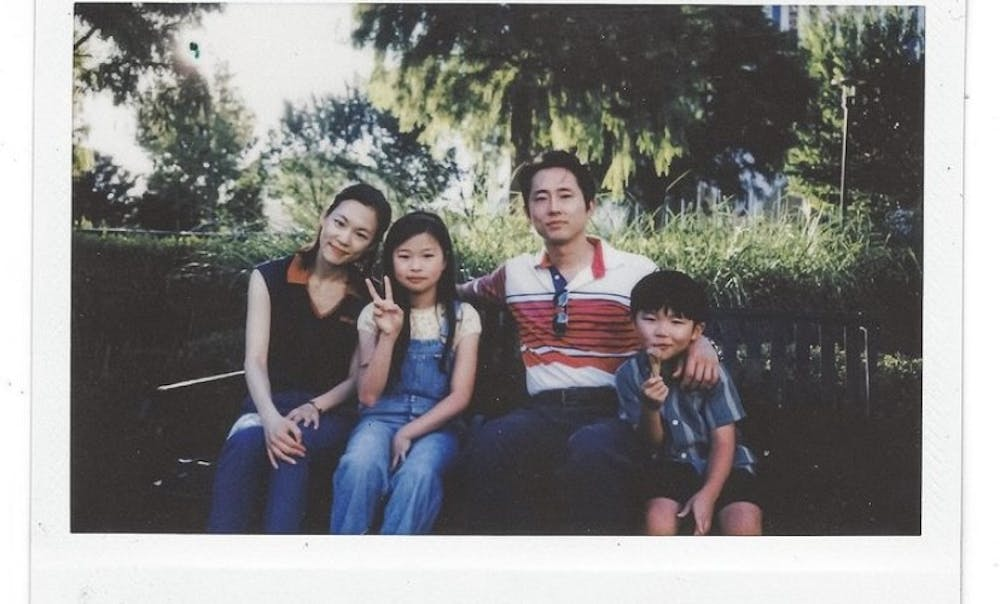 <p>Our design editor recently watched &quot;Minari&quot; and reflected on his identity as an Asian American.</p>