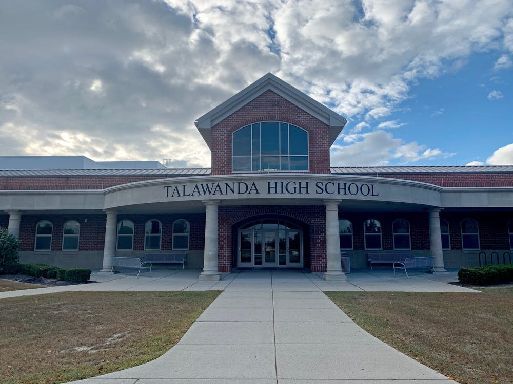 The Talawanda School District Board of Education voted to give the students the choice to return to in-person classes later this month.