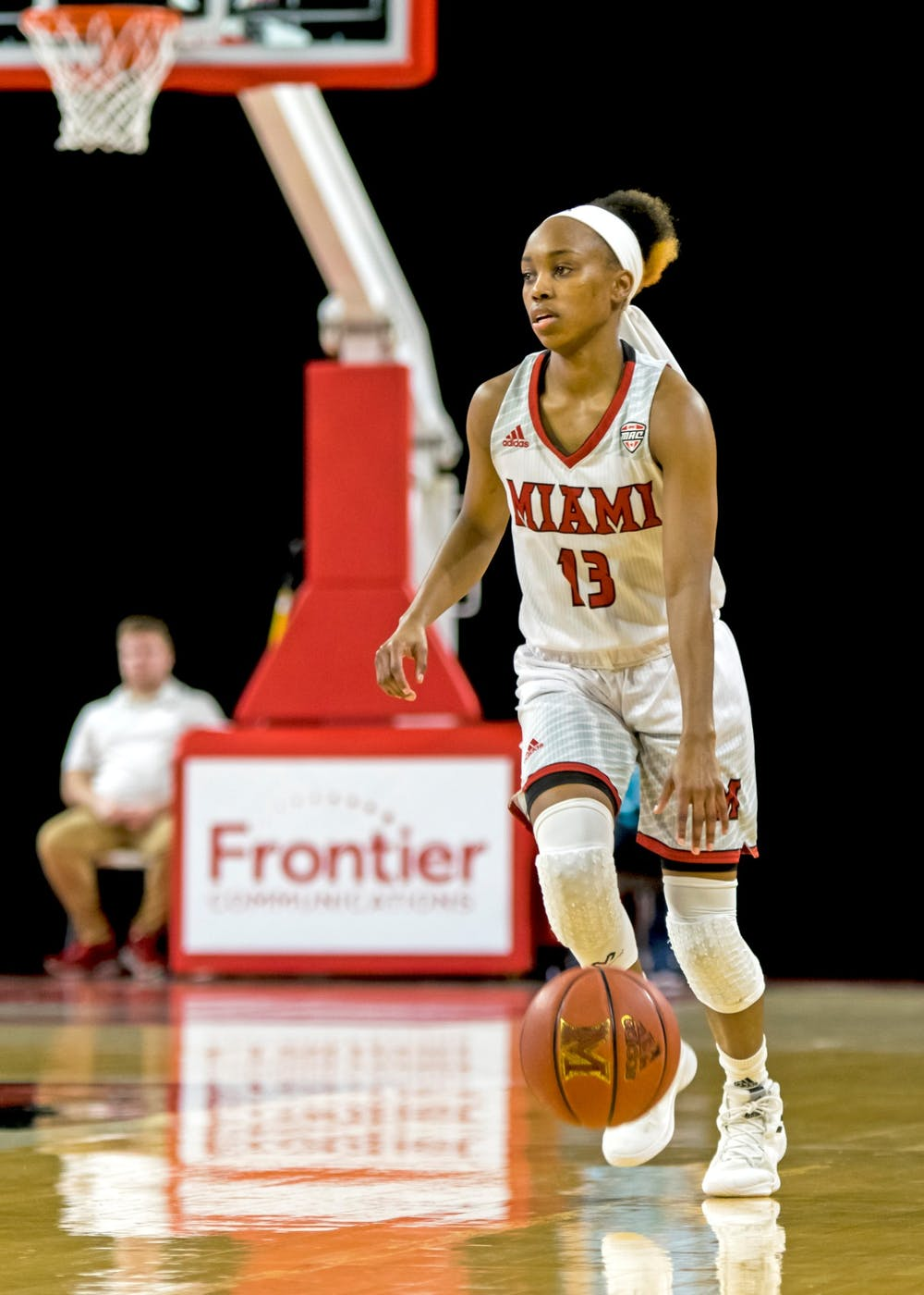 <p>Lauren Dickerson will start Wednesday, March 4, against Bowling Green. If she scores 14 points, she breaks Miami&#x27;s all-time scoring record.</p>
