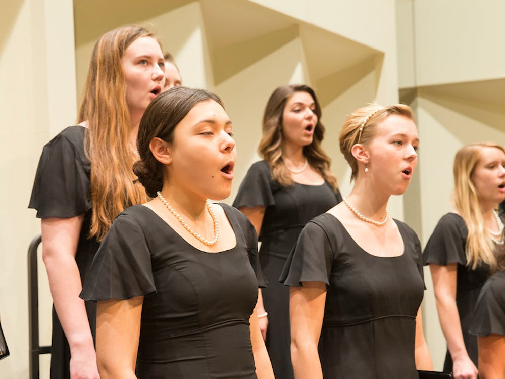 To promote gender inclusion, the Choraliers are changing their dress code from dresses to any formal wear.