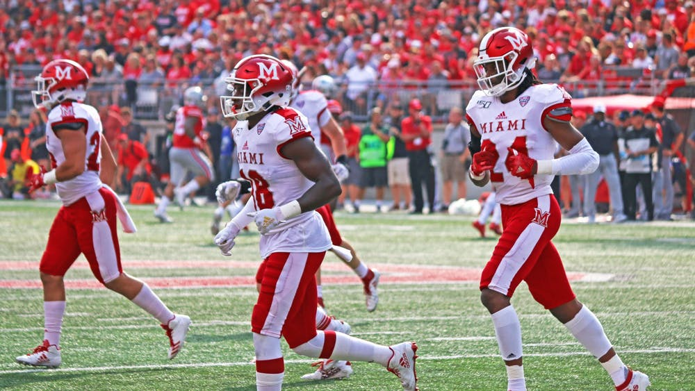 The RedHawks will open the season against Ball State on Nov. 4.