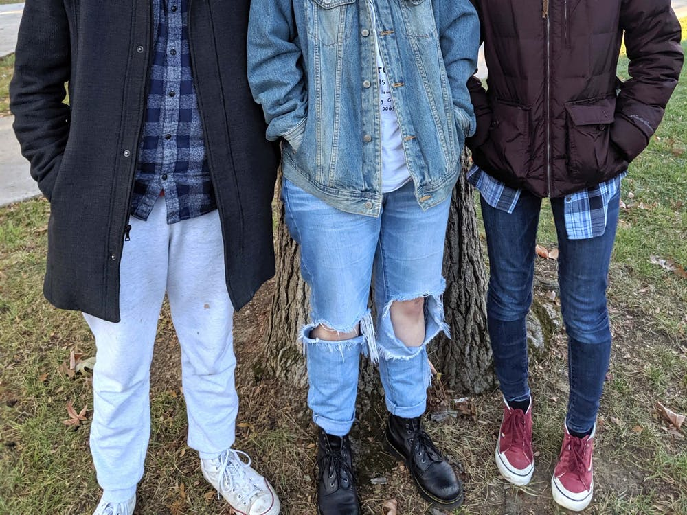 Southern first-year students are excited and concerned about experiencing their first winter.
