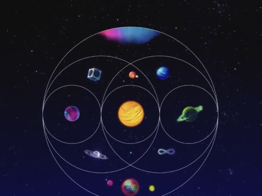Coldplay released their ninth studio album on Oct. 15.