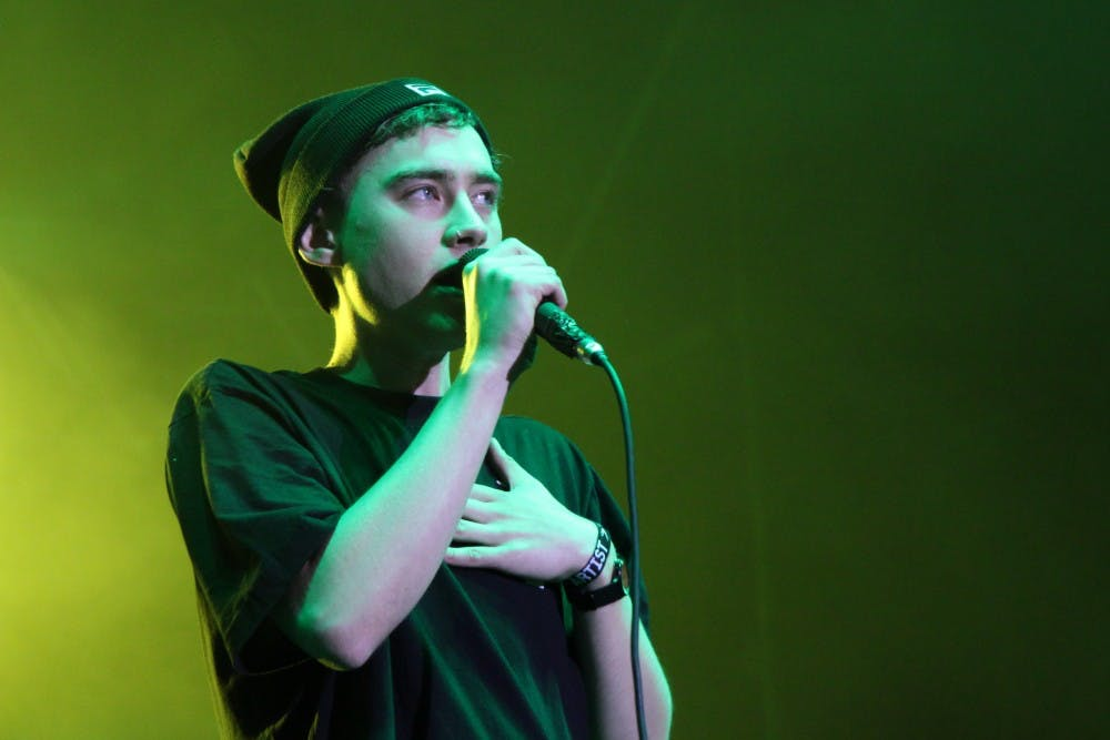 <em>Olly Alexander is the lead singer of the band Years and Years. </em>Wikimedia Commons.