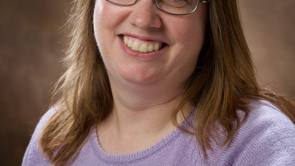 Rebecca Heftel attends college as an nontraditional student.